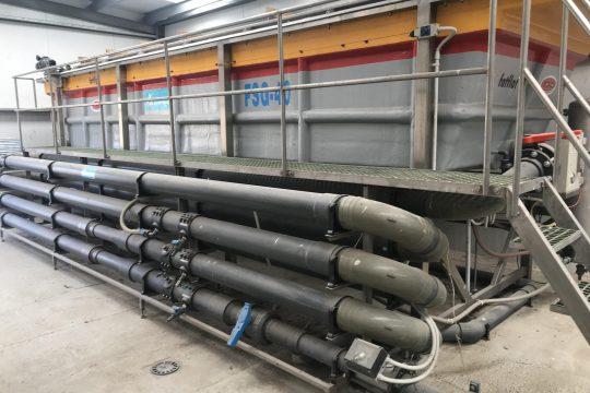 Servicio de mantenimiento de las instalaciones hidricas