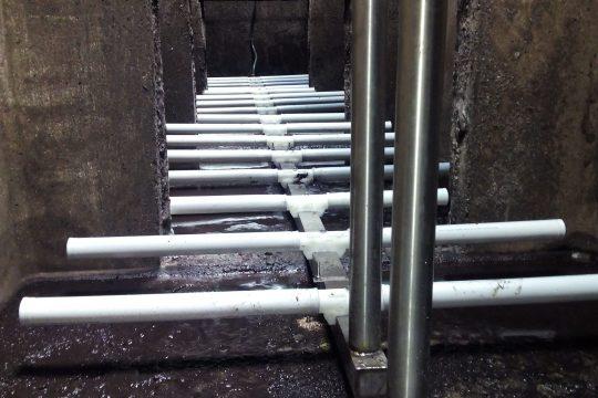 remodelación de instalaciones de agua
